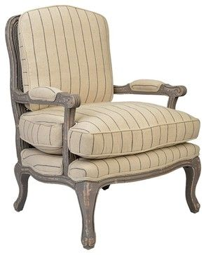 La Jolla Cane Back Leisure Chair mediterranean chairs