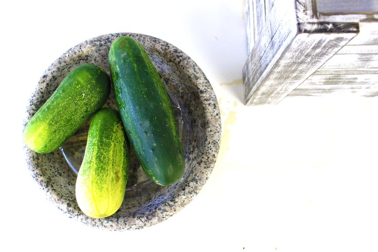 On Cucumbers - Nutrition, Human Rights & Fresh Recipes | Pinteresting Against Poverty