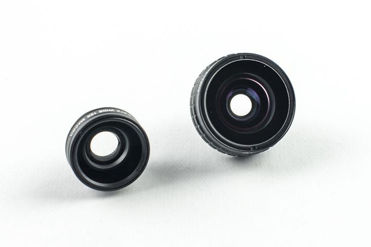 Voi quale lente preferite? Macro, grandangolare o fisheye? Scoprite con noi queste piccole lenti da smartphone e tablet