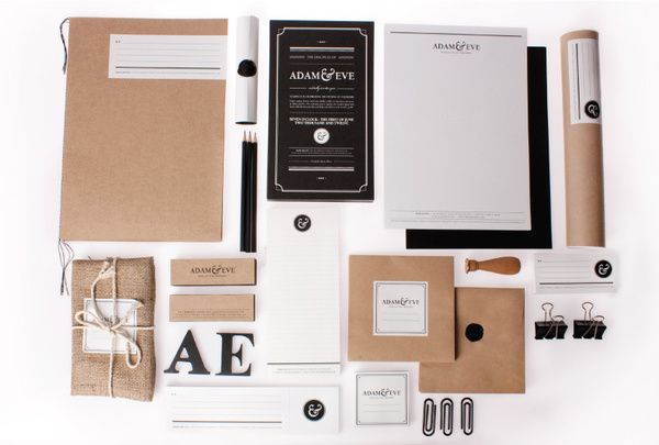 Identity system : branding packaging for a law firm