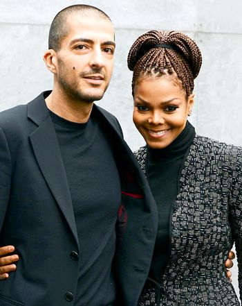 """Janet Jackson """"Looking Into"""" Adopting a Child From Jordan or Syria With Husband Wissam Al Mana"""