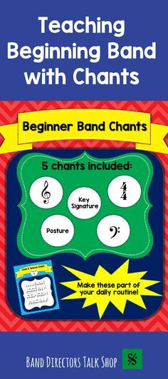 171 Best Beginning Band Resources Images On Pinterest