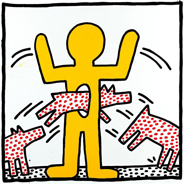 Keith Haring – Kunsthalle of the Hypo Cultural Foundation