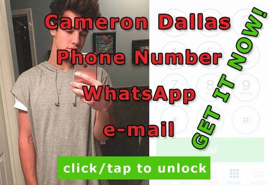 Cameron Dallas phone  http://celebritiesmovie.com/celebrities-detail/cameron-dallas-phone-number-email/