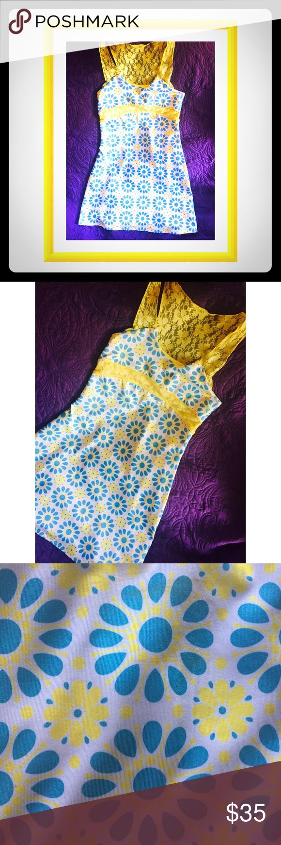 🎾 Wonderful Wimbledon Vintage Tennis Dress 🎾 Simply smashing vintage Wimbledon tennis dress! Poly/spandex/lace with shelf bra. Immaculate vintage condition! No stains, snags. Perfect for spring & summer on the courts! 🎾 Wimbledon Other
