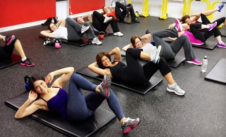 Groupon - $ 39 for 10 Boot-Camp Classes at Me First Fitness (Up to 74% Off). Groupon deal price: $39.00