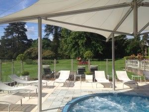 Champneys Tring Outdoor Pool 3