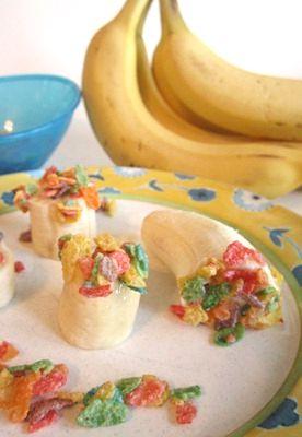 Fruity Banana Bites Recipe for Kids