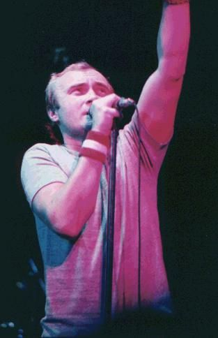 Phil Collins….the voice…thanks for sharing the picture…God Bless…Mitzi… :)