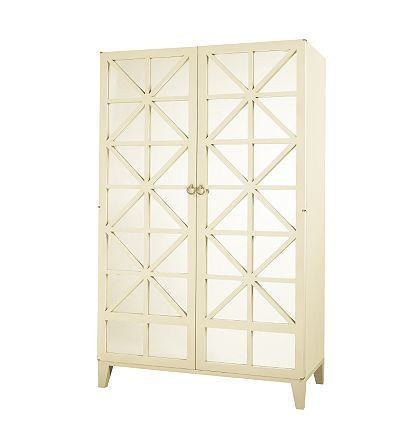 Cleo Bar Cabinet from the Atelier collection by Hickory Chair Furniture Co.