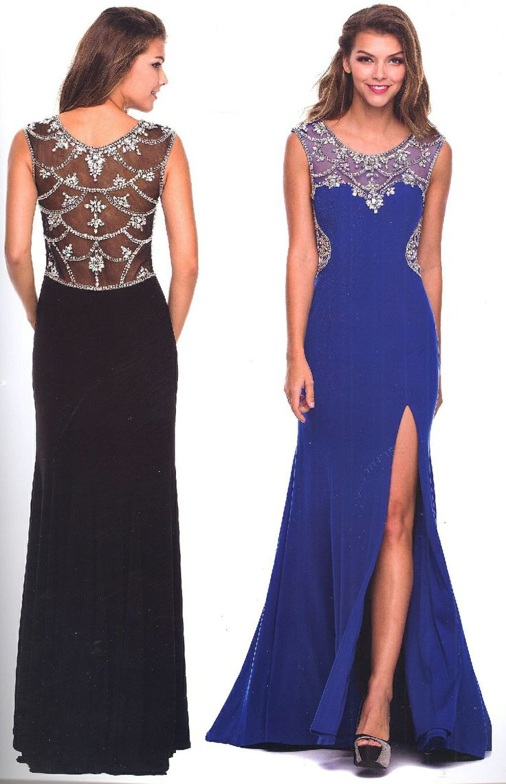 Prom DressEvening Dress under $250542Sparkling Beauty!
