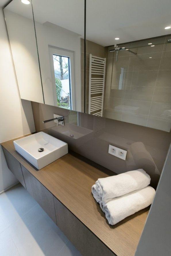 Custom Bathroom, Cube Interiors, Belgium | Bathroom Design, Cube ...