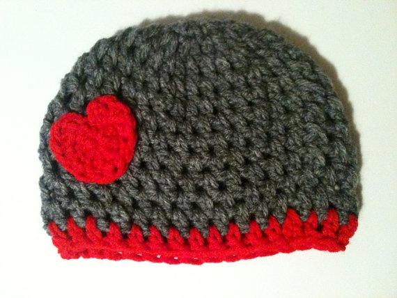 Crochet+Valentines+Hat