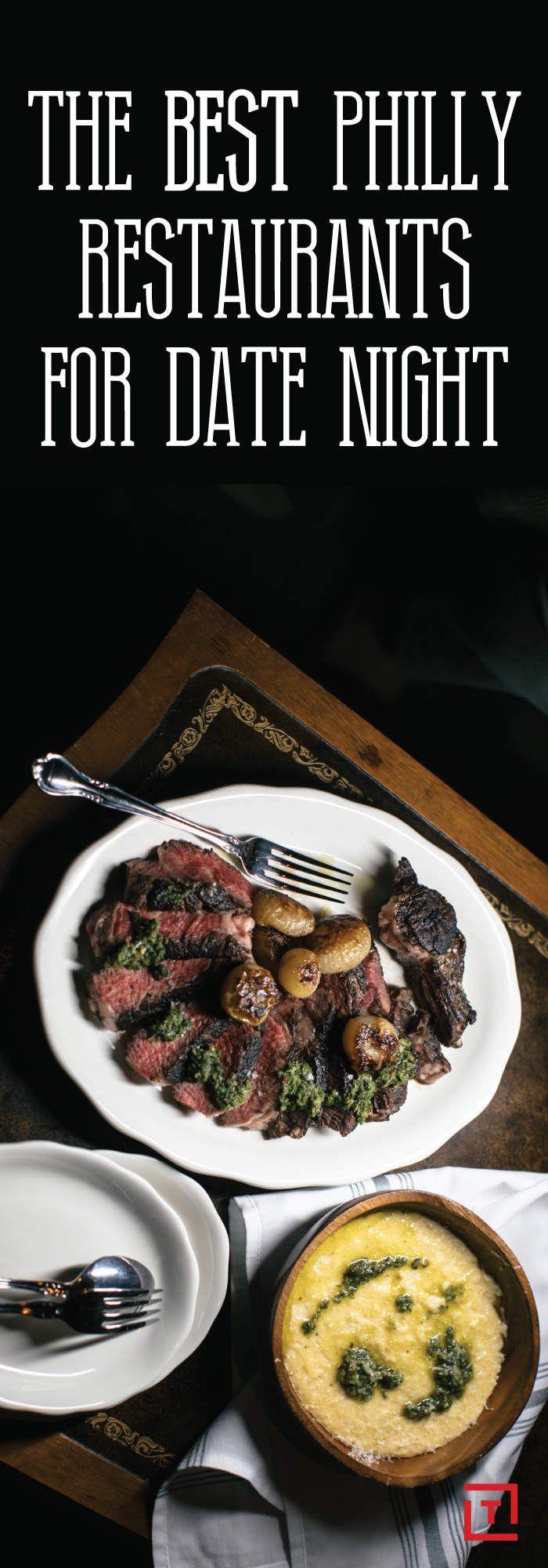 Best Philly Restaurants for Date Night