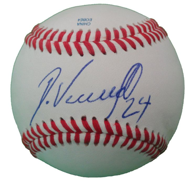 Dayan Viciedo Autographed Rawlings ROLB1 Leather Baseball, Proof Photo. Dayan Viciedo Signed Rawlings Baseball, Chicago White Sox, Chunichi Dragons, Proof  This is a brand-new Dayan Viciedoautographed Rawlings official league leather baseball.Dayansigned the baseball in blueball point pen.Check out the photo of Dayansigning for us. ** Proof photo is included for free with purchase. Please click on images to enlarge. Please browse our websitefor additionalMLB autographed...
