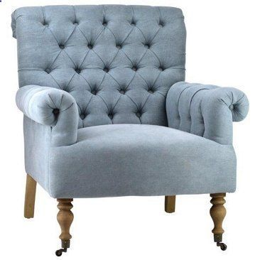 One Kings Lane - Eva Occasional Chair- For more amazing finds and inspiration visit us at http://www.brides-book.com