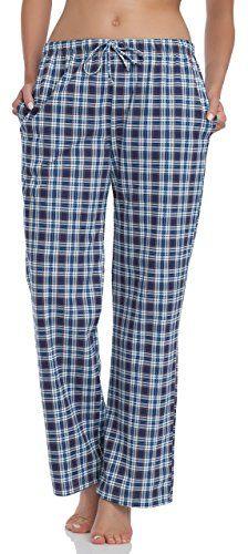 Merry Style Pantaloni Pigiama per Donna MPP-001 (Modello-2 (561802), S)