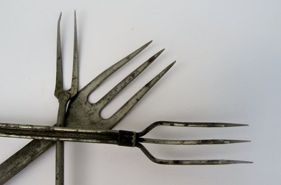 Large Farmhouse Forks