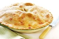 Apple Pie with Shortcrust Pastry - great resource for shortcrust pastry too!