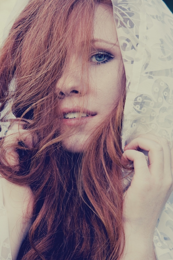 Pretty Girls With Natural Red Hair And Blue Eyes Beautiful. Girl. Red H...