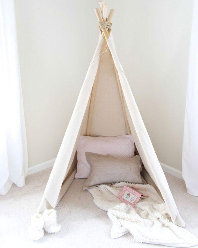 les 96 meilleures images du tableau cabanes tipis sur pinterest chambre enfant tentes et. Black Bedroom Furniture Sets. Home Design Ideas