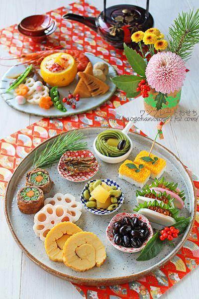 Beautiful food,  Japan.