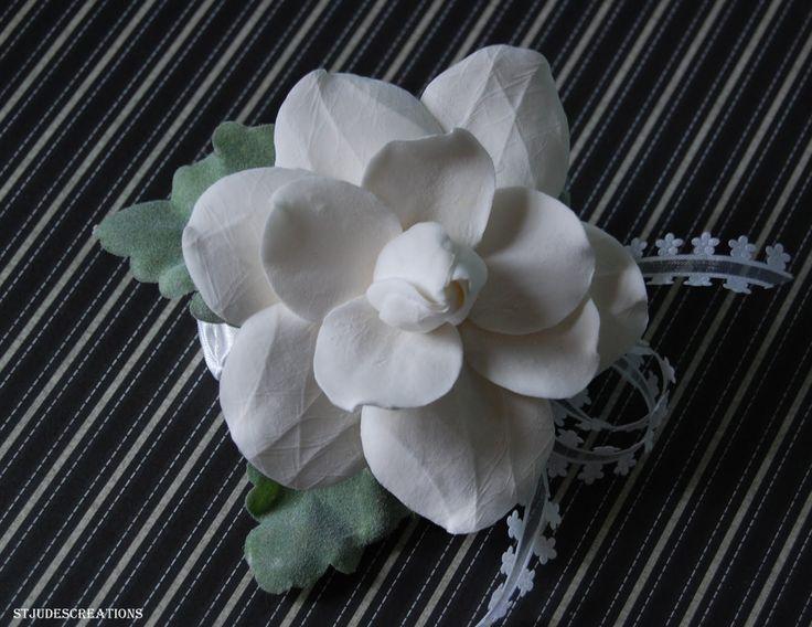 Amazing Gardenia Wedding Flowers | Buy The Gardenia Wrist Corsage From Here Before  It Goes  Itu0027s