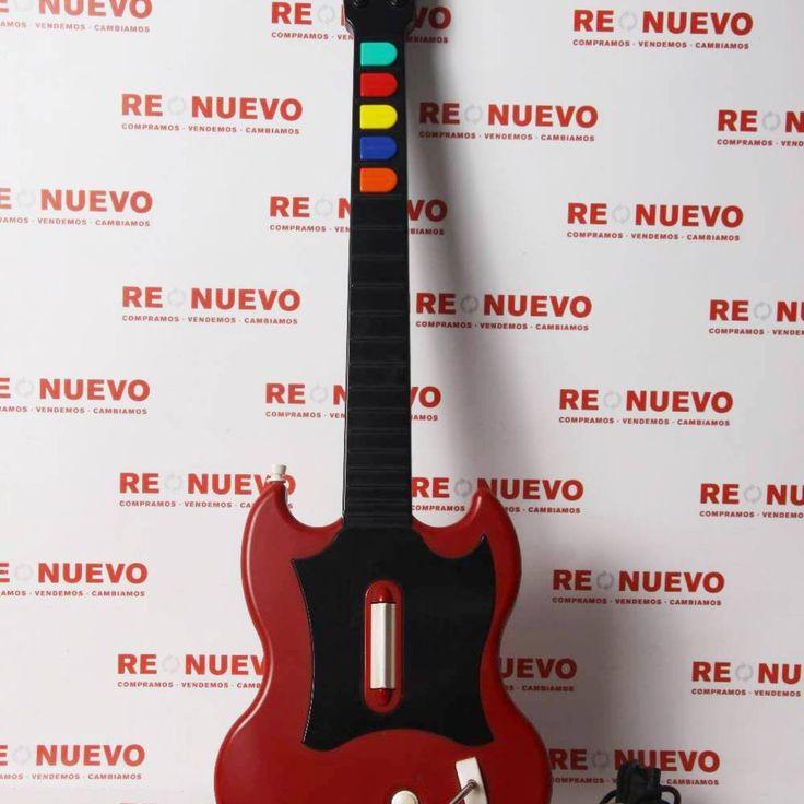 #Guitarra para #PS2 #SONY E269579 de segunda mano | Tienda de Segunda Mano en Barcelona Re-Nuevo #segundamano