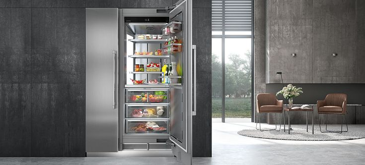 "For over sixty years, Liebherr has been engineering quality products. The newest addition to their refrigeration line-up, aptly named ""Monolith"", is likely to take their refrigeration division to the next level. With dimensions that mirror almost every other built-in / integrated product on the market today, Liebherr Appliances finally releases a refrigerator that sits 84 …"