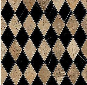 Walker Zanger Opus Anticato Harlequin Harlequin Tile
