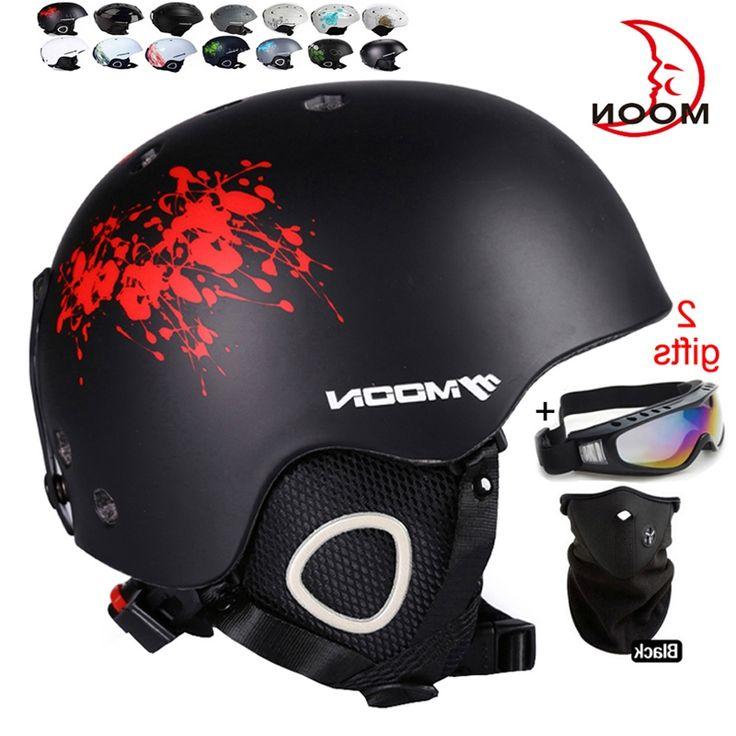 29.90$  Buy now - https://alitems.com/g/1e8d114494b01f4c715516525dc3e8/?i=5&ulp=https%3A%2F%2Fwww.aliexpress.com%2Fitem%2FMOON-2015-Hot-Sale-Ski-Helmet-Integrally-molded-Skiing-Helmet-For-Adult-and-Kids-Safety-Skateboard%2F32477361905.html - MOON Hot Sale Ski Helmet Integrally-molded Skiing Helmet For Adult and Kids Safety Skateboard/Ski Snowboard Helmet