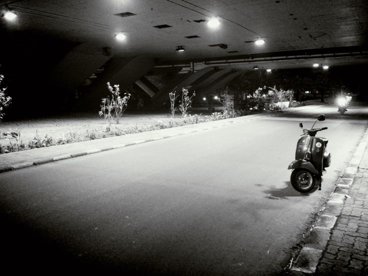 Under the Pass