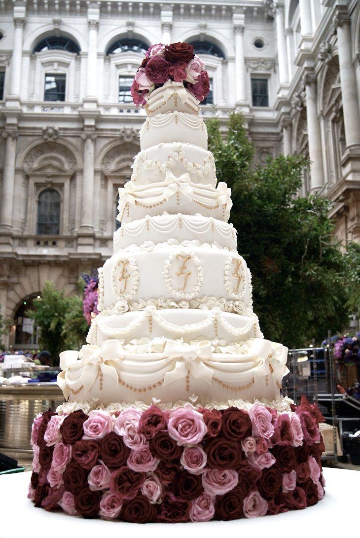 Elegante Hochzeitstorte mit Stil feiern – Hochzeitstorte Inspiration #weddingcakes   – tortas cumpleaños  birthday cakes wedding