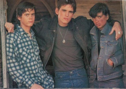 The Outsiders images Ralph wallpaper and background photos