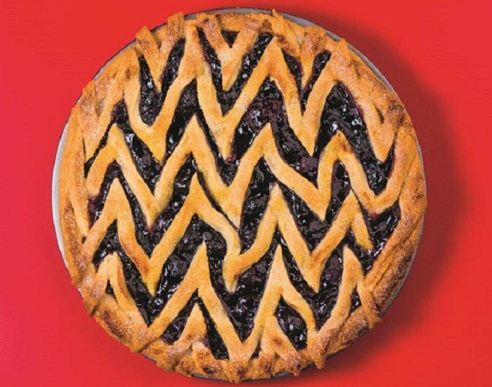 Para quem é fã da série, o melhor de hoje, é aprender como faz a torta de cereja do Twin Peaks!