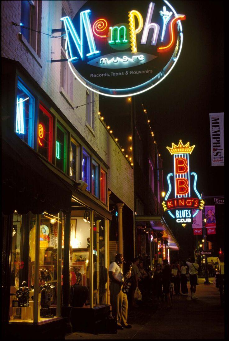 Beale St....Memphis,TN
