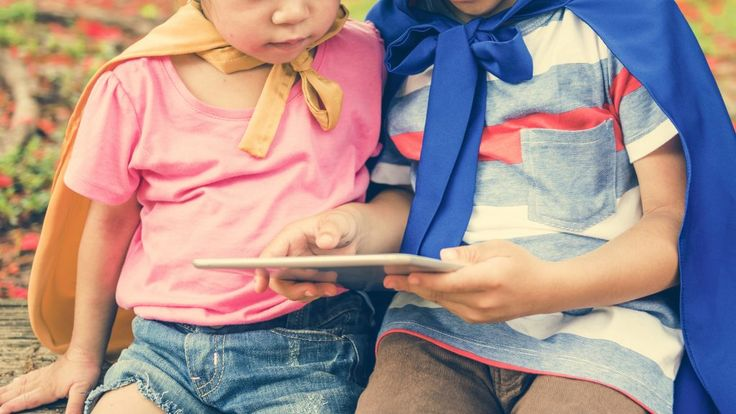 In the fight for kids' attention, parents don't stand a chance