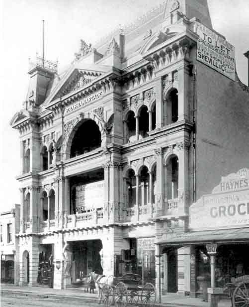 A little history; Prahran Arcade heritage.