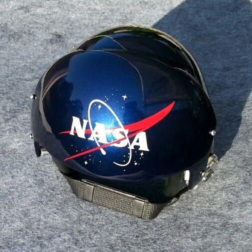 nasa pilot helmet - photo #32