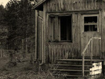 hylätty talo, by Heikki Rantala