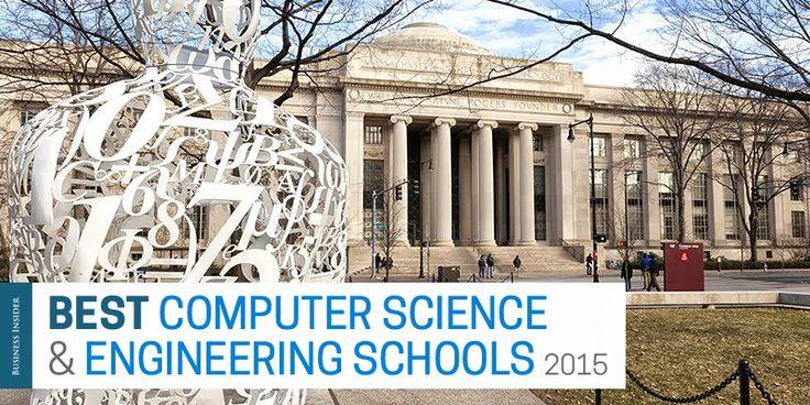 Best computer science engineering schools in America