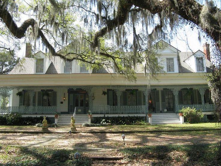 Myrtles Plantation, Louisiana Louisiana Pinterest