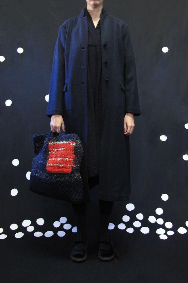 Daniela Gregis vari square cimosa crochet bag