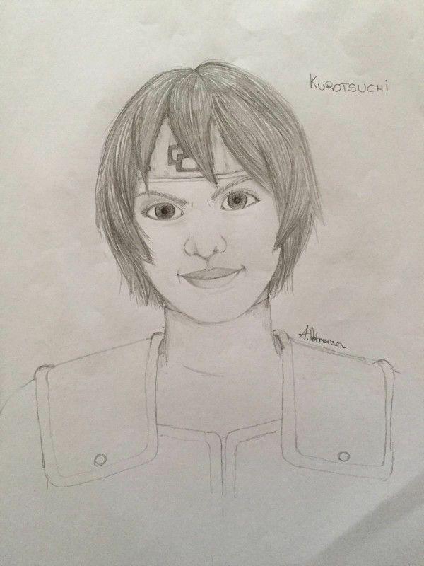 Kurotsuchi (Naruto Shippuden) #narutoshippuden #kurotsuchi #onoki #tsuchikage