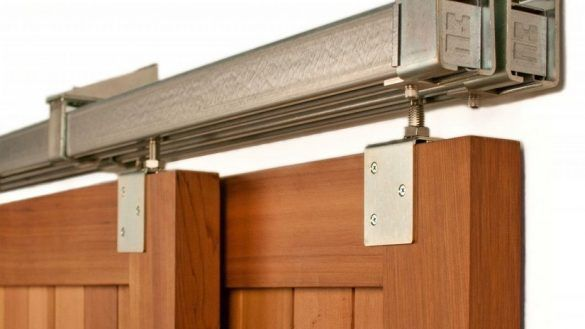 Box Hardware with inset sliders Architecture: Sliding Barn ...