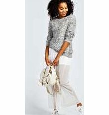 boohoo Elena Metallic Soft Knit Tunic Jumper - grey Knitwear gets knock-out this season with pretty pastel palettes - crop jumpers come in candy colours and shawls in sherbet shades. Wear cardigans and jumpers oversized and vintage-inspired with distre http://www.comparestoreprices.co.uk/womens-clothes/boohoo-elena-metallic-soft-knit-tunic-jumper--grey.asp