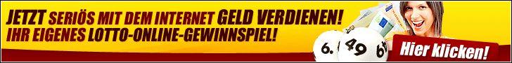 Lotto 6 aus 49 - Gluecksspirale - VEW System - Vollsystem Lotterie - EuroJackpot - Webseiten von inromedia.com by Ingo Nazarek
