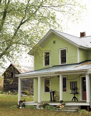 88 Best Images About Houses Painted Green On Pinterest Paint Colors Painted Houses And Green