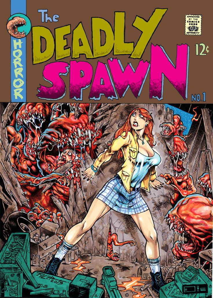 31 Best The Deadly Spawn Images On Pinterest