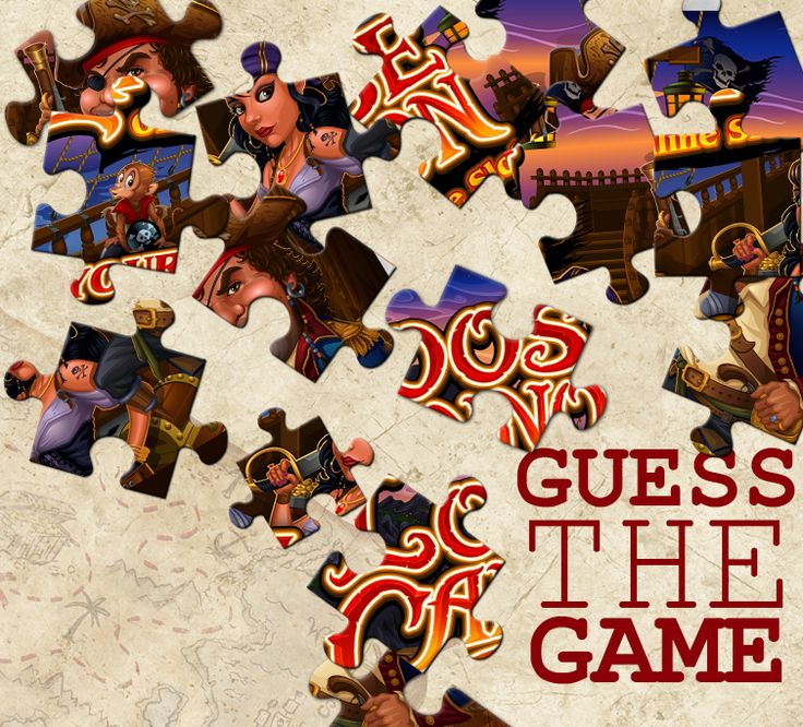 Can you #guessthegame?